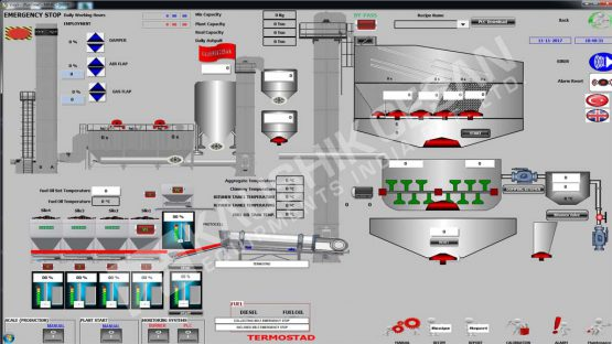 Control Cabin & Automation System