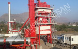 Kaushik Cesan - Asphalt Batch Mix Plant